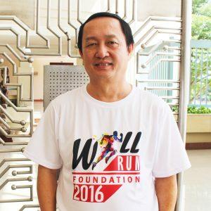 PGS.TS Huỳnh Thành Đạt - Bí thư Đảng uỷ, Phó Giám đốc Phụ trách ĐHQG-HCM